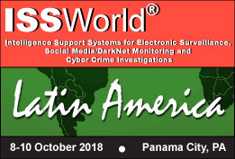 ISS World Latin America 2018
