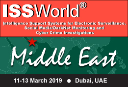 ISS World Middle East 2019 Graphic